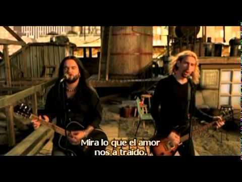 Nickelback Hero subtitulado español