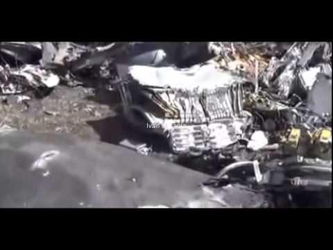 Downed Novorossia Donbass ukrainischen Luftwaffe Su 25 17. August 2014