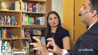 Deutsch:  German-Pakistani Ahmadiyya Muslim Qaiser Jamal  launches book