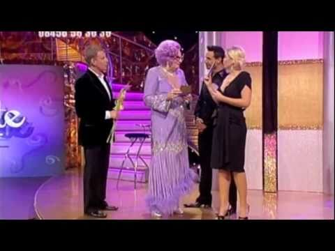 Dame Edna Everage on Blind Date - Prince's Trust 30'th Birthday Concert 2006 ITV