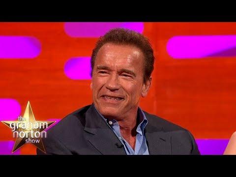 Arnold Schwarzenegger On Reprising His Role As The Terminator   The Graham Norton Show