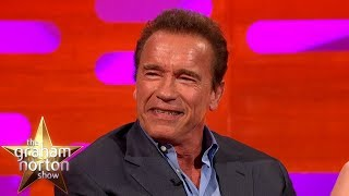 Arnold Schwarzenegger On Reprising His Role As The Terminator | The Graham Norton Show