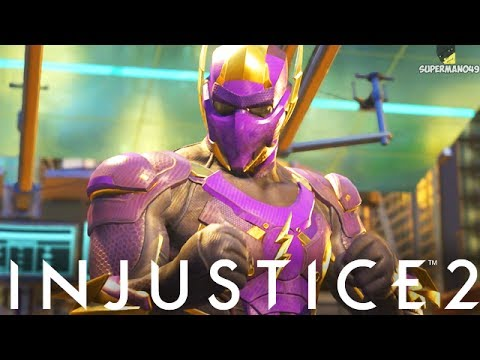 """THE BEST EPIC FLASH GEAR EVER!!! - Injustice 2 """"The Flash"""" Gameplay (Epic Gear)"""