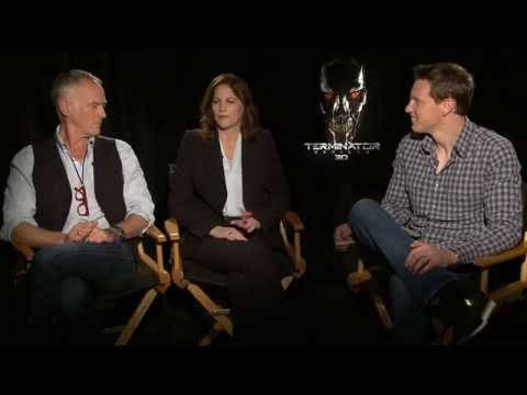 Terminator Genisys Interview - Director Alan Taylor & Producers Dana Goldberg and David Ellison