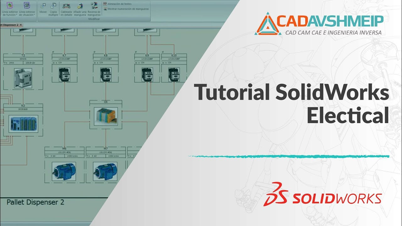 Tutorial Solidworks Electrical