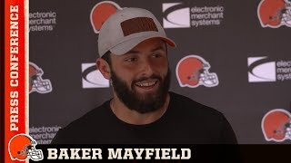 Baker Mayfield: This is a dream job for me   Cleveland Browns