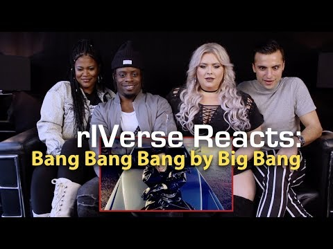 rIVerse Reacts: Bang Bang Bang by Big Bang - M/V Reaction