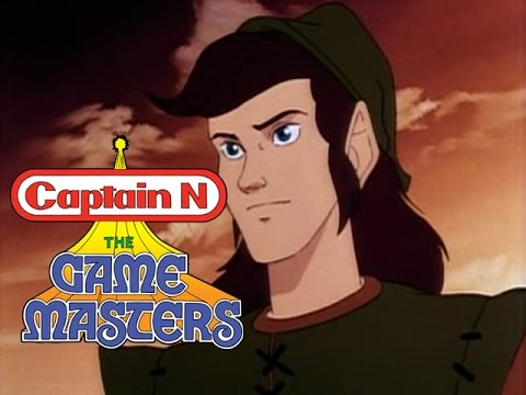 Captain N: Game Master 203 - Quest For the Potion of Power