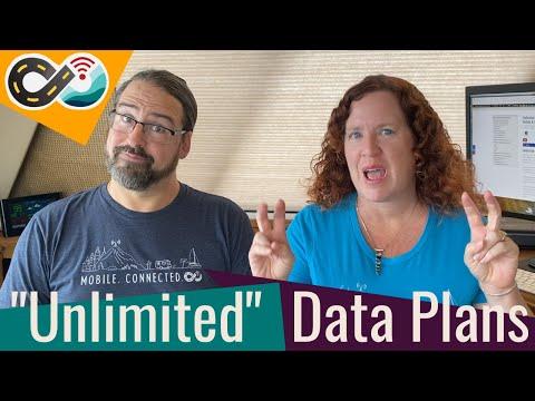 Getting Unlimited Data Plans - Cellular Mobile Hotspot Options for Verizon, ATu0026T u0026 T-Mobile