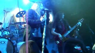 Stratovarius - Darkest Hours, Live @ Pakkahuone, Tampere, Finland 14.12.2010 (HQ)
