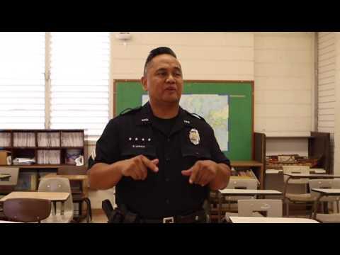 D A R E  officer interview