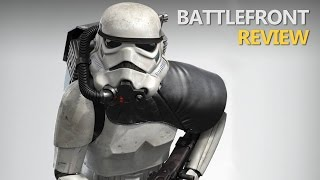 Does Fun Matter? (Star Wars Battlefront - Beta Review)
