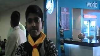 The wonderful friendship at last in sharjah international airport Part 2(CHARITHRAYATHRA)