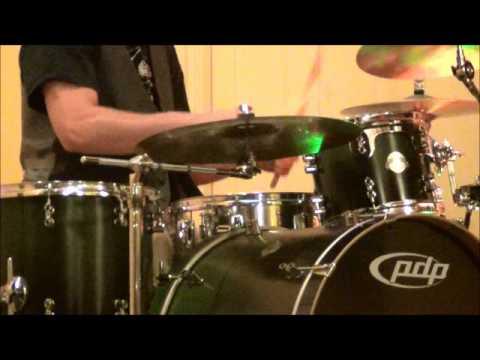 ROLLIE  BIRTHDAY Drummer  MAX BURNETT