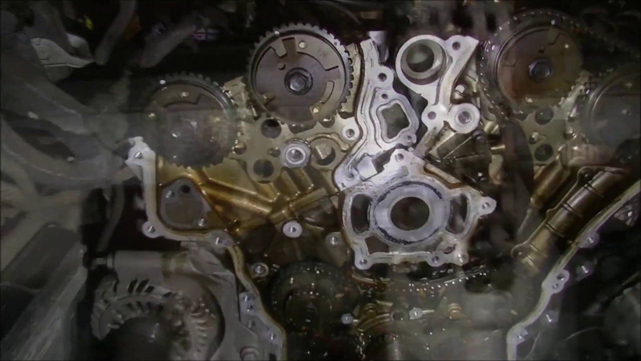 Holden Alloytec SIDI V6 timing chain set up  (Contains sarcasm)