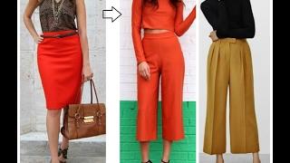 видео Как подобрать и носить брюки кюлоты: фото, советы
