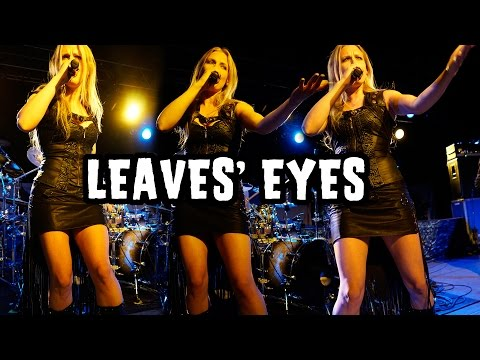 Leaves Eyes interview with Elina Siirala