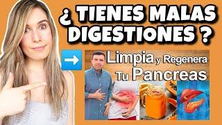 MI EXPERIENCIA con la LIMPIEZA DE PÁNCREAS del Dr. Landivar I Mejora tu digestión y baja inflamación