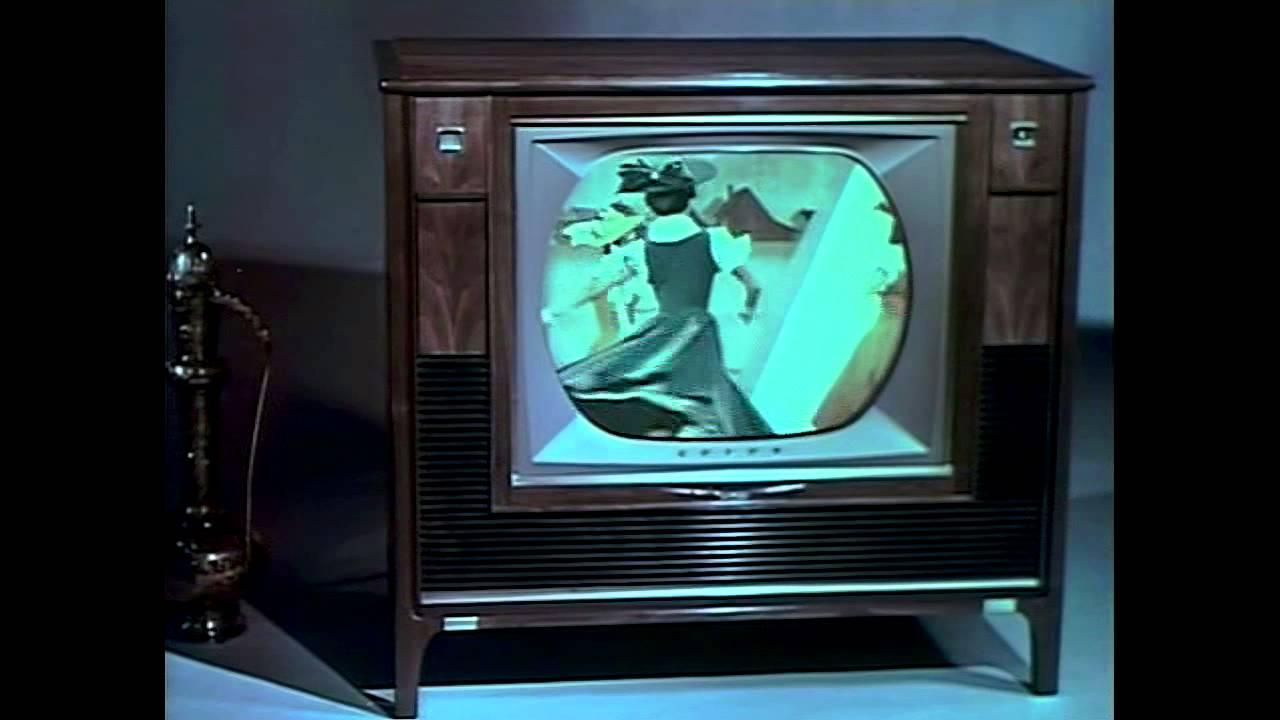 1961 Rca Victor Wireless Wizard Remote Control Color Tv Ad