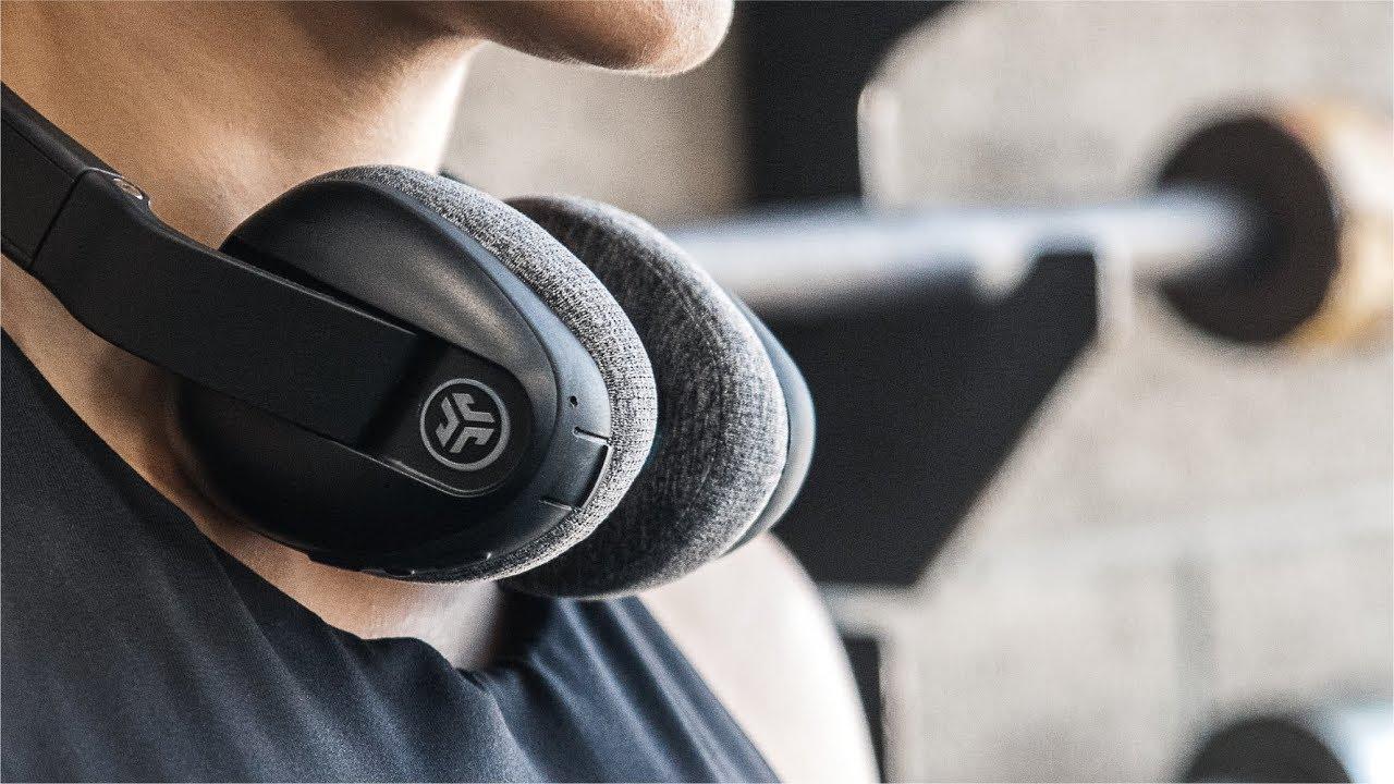 24c1ffbb3e9 Flex Sport Wireless Bluetooth Headphones by JLab Audio - YouTube