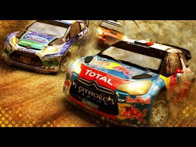 WRC Powerslide GAMEPLAY PC