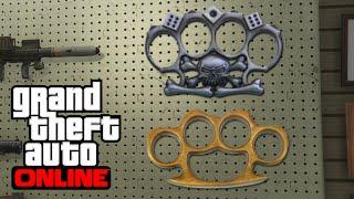 """GTA 5 """"LE CRIME PAIE PARTIE 2"""" NOUVELLES ARMES ! - GTA 5 ONLINE"""