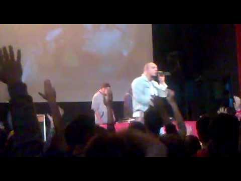 Tepki - Bazen 'Canlı Performans (Hiphop İçin Barış Konseri)'