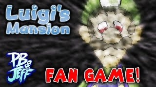 HORROR LUIGI'S MANSION! - Luigi - Insanity!