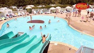 Camping Yelloh! Village le Fayolan à Clairvaux les lacs - Jura – Franche Comté
