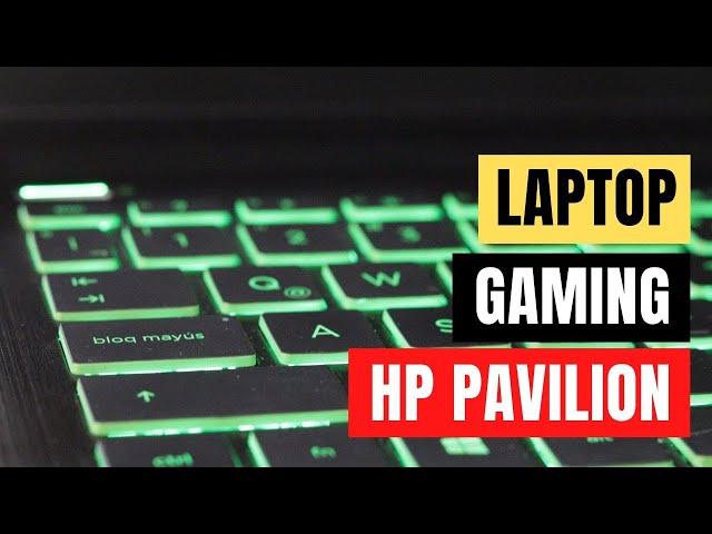 Experiencia Real de Uso de la Laptop HP Pavilion Gaming Core i5 7 Generación