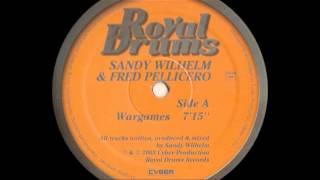SANDY WILHELM & FRED PELLICERO - Wargames - 2003