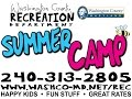 Summer Youth Day Camp Washington County Recreation Department