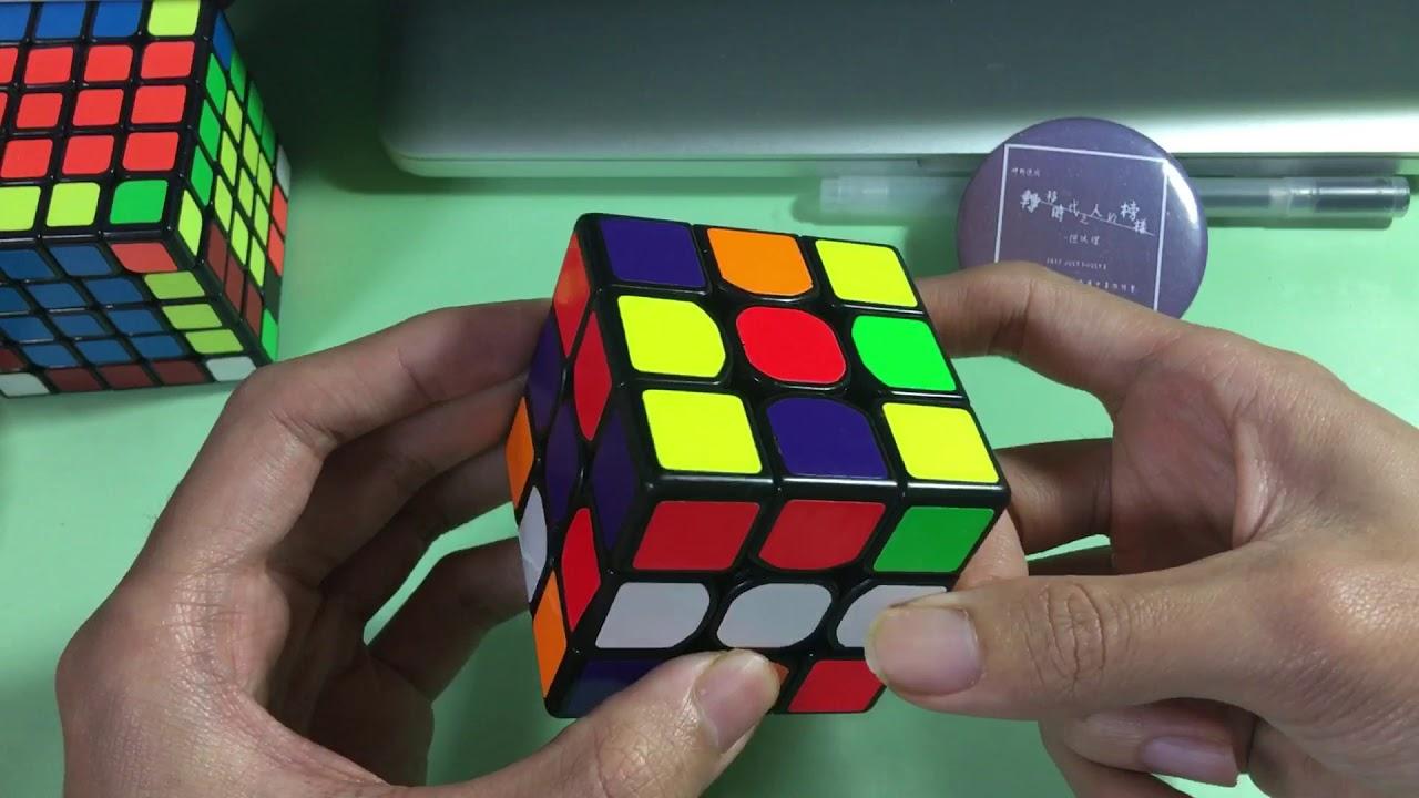 魔術方塊教學 底層十字加速 - YouTube