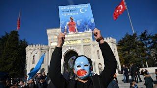 Китай объявил войну футболисту заступившемуся за уйгуров