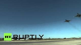 видео самолёты боевые