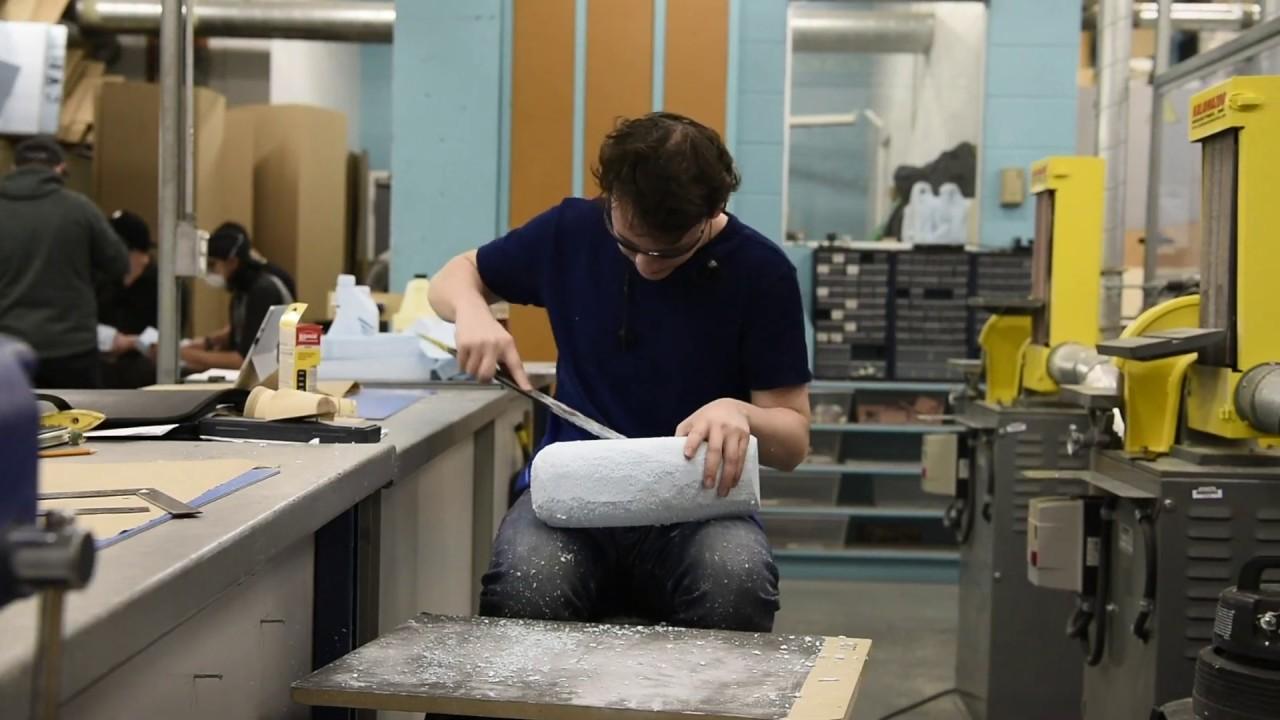 Industrial Design - Dawson College, Montreal