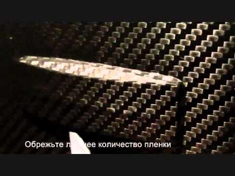 Люминесцентная краска - пример - YouTube