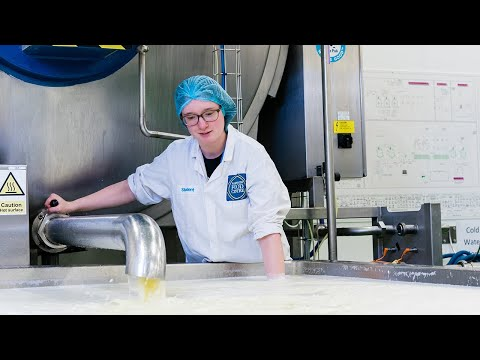 Meet our Students - Laura Mellor, Level 3 Diploma in Food Technology