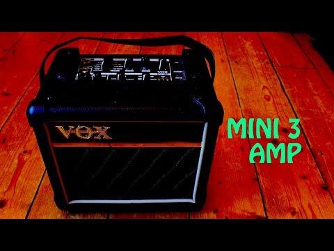 VOX MINI 3 AMPLIFIER