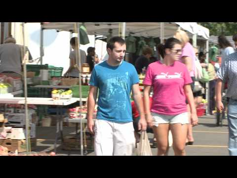 Community in action at Hamilton's Ottawa Street Farmer's Market - Greenbelt TV