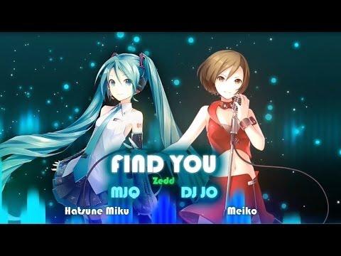 [Hatsune Miku V3 English & Meiko V3 English] Find You [Vocaloid Cover]
