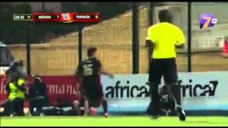 México vs turquia FINAL torneo esperanzas de toulon goles