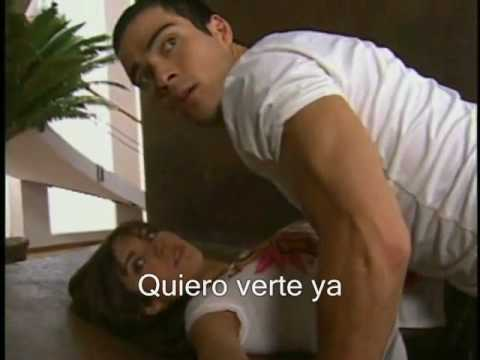 letra y video de rbd lento: