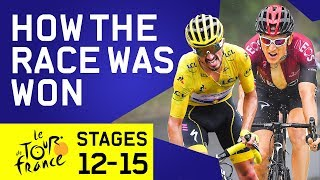 Geraint Thomas' Big Mistake...   How The Race Was Won   Cycling   Eurosport