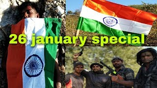 26 january special 2019 support of Indian Army deshbhakti kar har maidan fateh video by team crazy