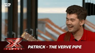 Patrick synger 'Colorful' - The Verve Pipe [Movie Soundtrack] (Bootcamp) | X Factor 2019 | TV 2
