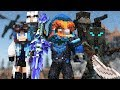 Quot Cold As Ice Quot A Minecraft Original Music Video mp3