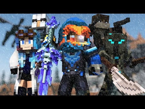 "Thumbnail: ""Cold as Ice"" - A Minecraft Original Music Video ♫"