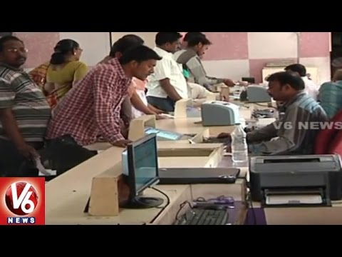 GHMC Offers Special Gifts For Online Tax Payers | Hyderabad | V6 News