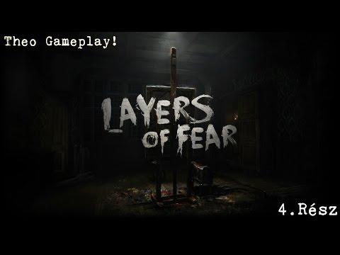 Layers Of fear 4.rész-Zombi k*rva!!! wááá